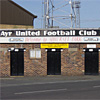 Important information for supporters travelling to Ayr