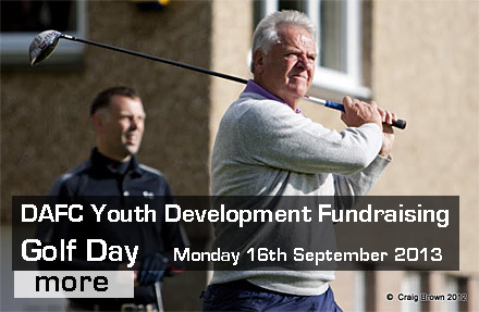 DAFC youth fundraiser