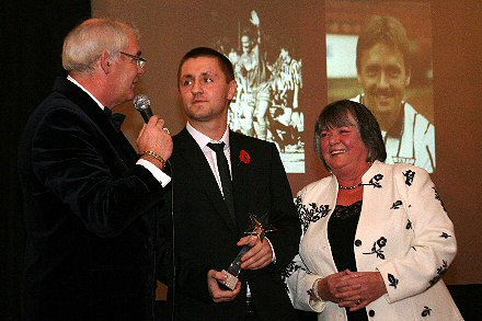 Jim Leishman, Paul McCathie and Norrie McCathie's Mum