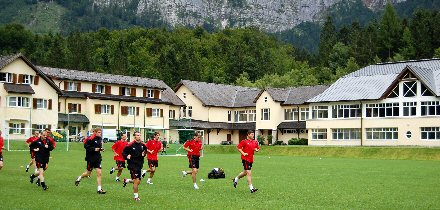 Pars Training in Obertraun
