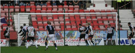 Harkins scores for Dundee