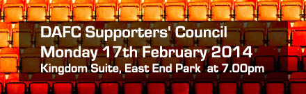 DAFC SUPPORTERS COUNCIL