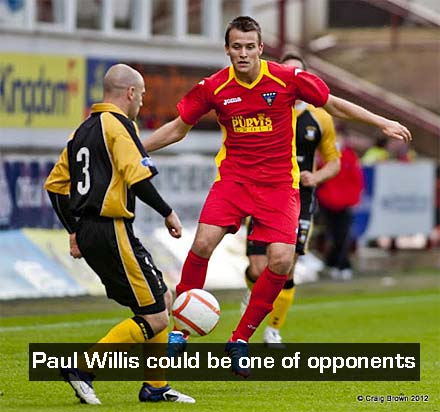 PAUL WILLIS v EAST FIFE