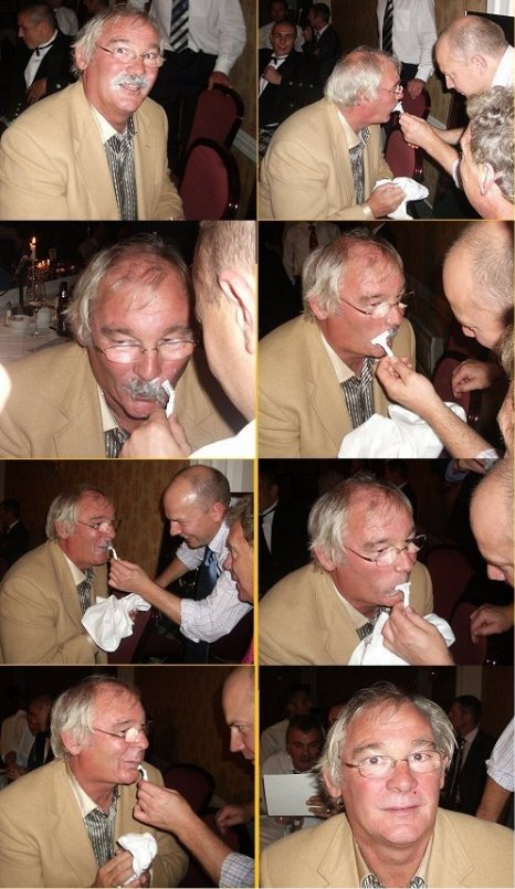 Jim Leishman Uncovered