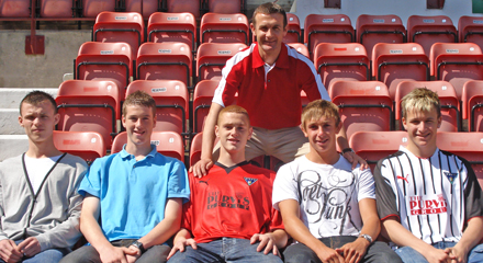 Youth Players and Macca
