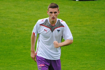 Trialist at Livingston 02.07.11
