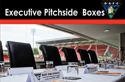 Executive Pitchside Boxes