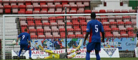Lee Cox nets for Inverness Caley Thistle