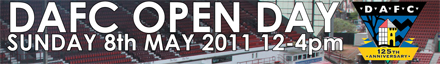 Open day web banner