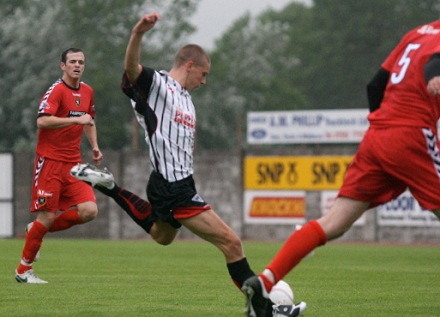 Calum Woods v East Fife