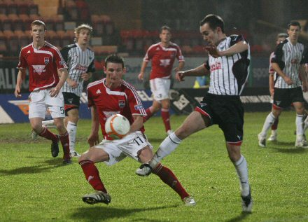 Nick Phinn v Ross County