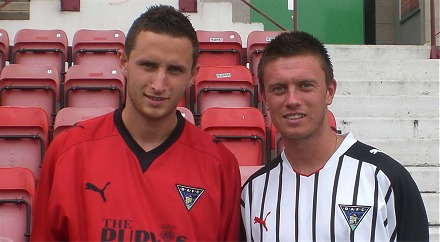 Steven McDougall and Joe Cardle
