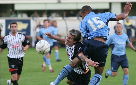 Paul Willis v Coventry City