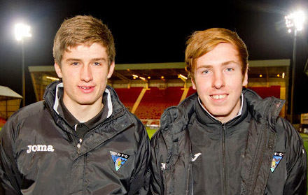 RYAN WILLIAMSON & LEWIS MARTIN
