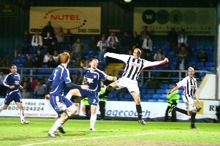 Ross County v Dunfermline