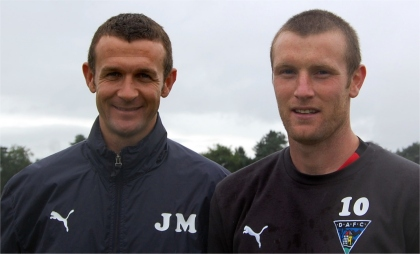 Jim McIntyre and Andy Kirk