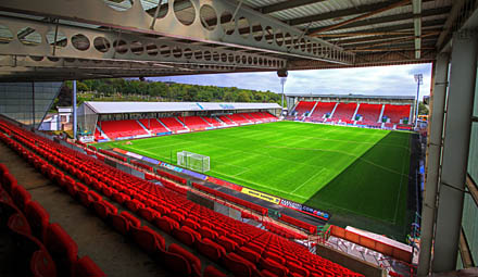East End Park by photographer Craig Brown